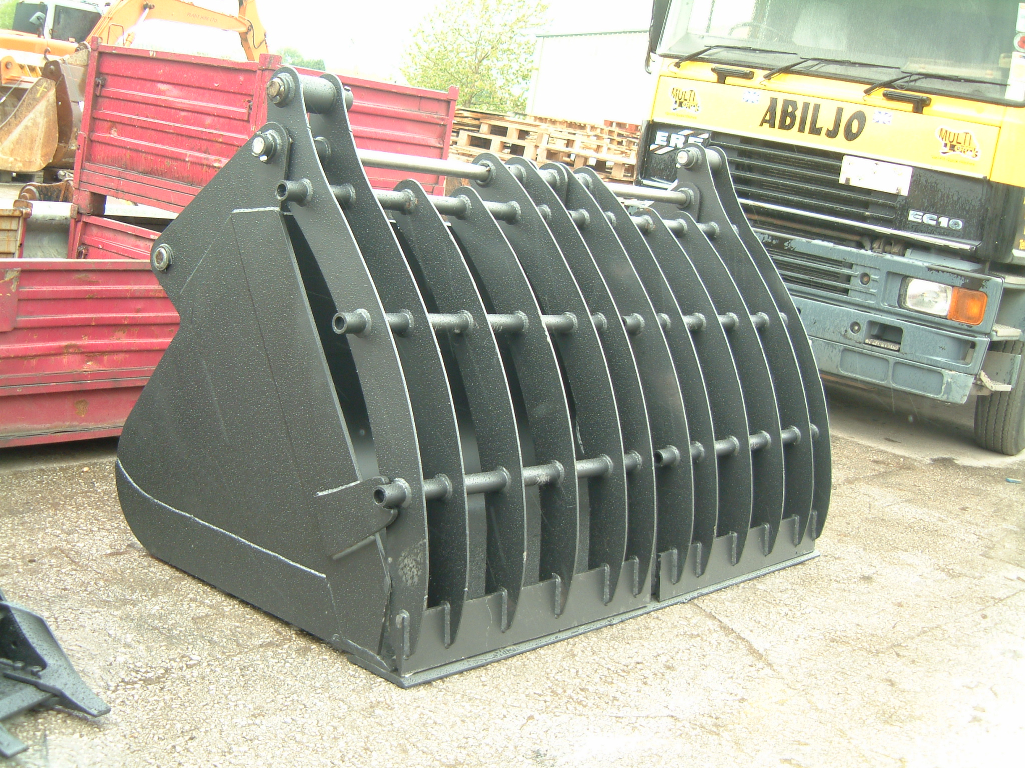 twin clamp waste 2 1